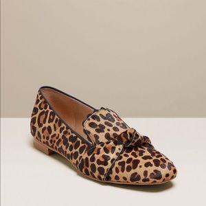 NWOT Jack Rogers Leopard Loafer. Size 7.5